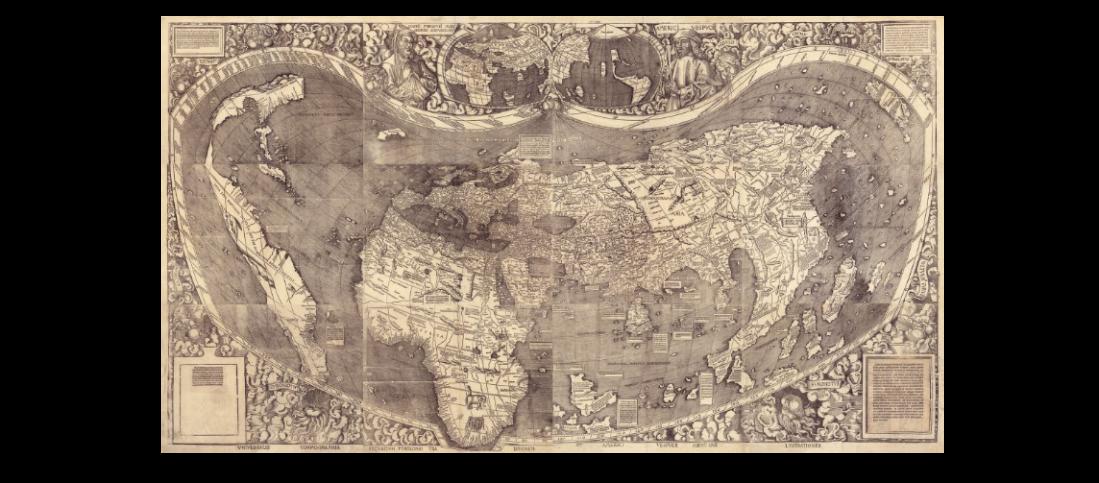 Vespucci map
